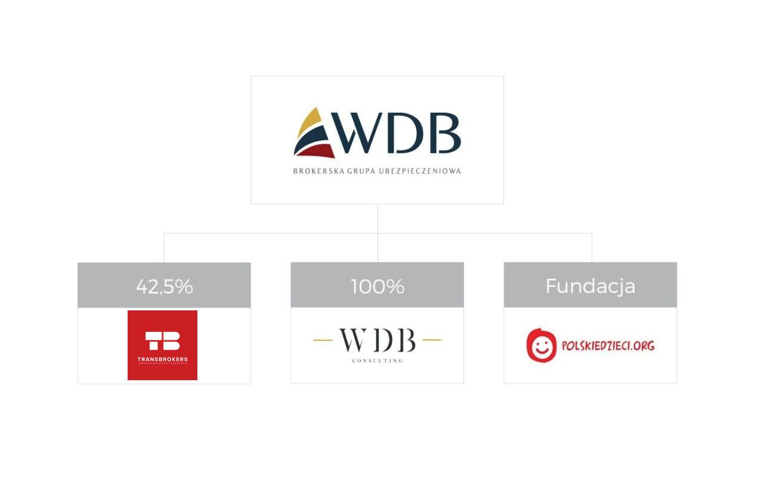 Struktura Akcjonariatu WDBSA